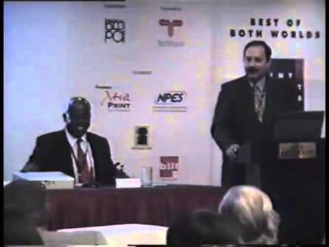 Print Summit 2005 : HP Inaugural Address – 1st Session at Print Summit 2005