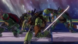 tmnt vs shredder and the secret boss