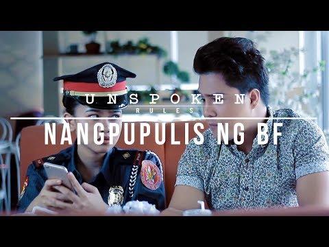 """Unspoken Rules: """"Nangpupulis Ng BF"""""""