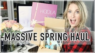 MASSIVE SPRING BEAUTY HAUL! 💐