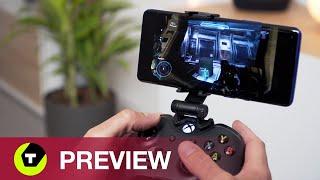 Project xCloud Preview - Xbox-games spelen zonder Xbox