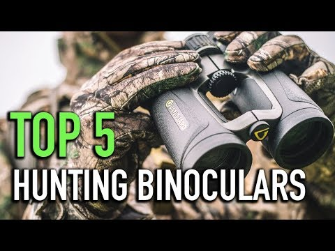 TOP 5 Hunting Binoculars 2018- Must Watch Before You Before