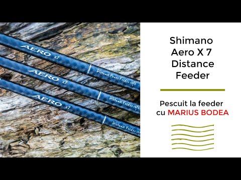 Удилище фидерное Shimano Aero X7 Distance Power Feeder 13 фото №2