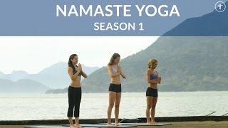 Séance de yoga en video