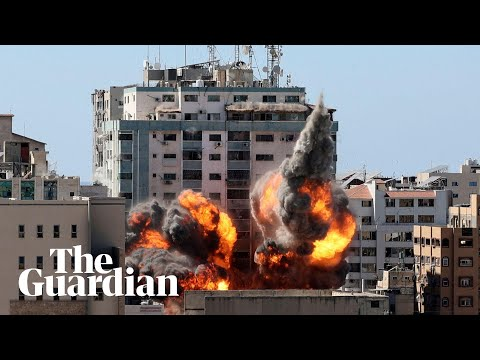 MSM Lies About Controlled Demolition In Palestine