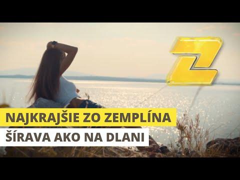 NAJKRAJŠIE ZO ZEMPLÍNA – Aké výhľady ponúka slovenské more?