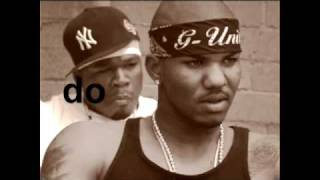 The Game ft. 50 Cent - How We Do [LYRICS]
