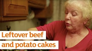 Pam Clarksons Leftover Beef And Potato Cakes | Recipe | Sainsburys