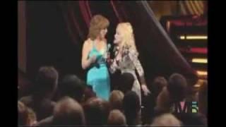 Dolly Parton – How Blue (Reba McEntire Giants)