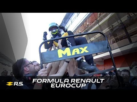2018 Formula Renault Eurocup - Barcelona - Race 2 Highlights