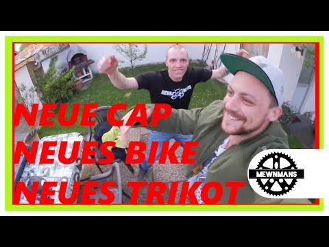 NEW Mountainbike 2016er Downhill Trikot Cap Mewnmans Düsseldorf