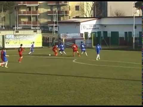 Preview video ALBIGNASEGO CALCIO - POZZONOVO 1-2 (24.01.2015) JUNIORES REGIONALI
