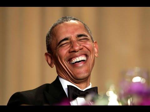 Không thể nhịn được cười tâm trạng lúng túng của Obama khi phát biểu chia tay - Sub Việt