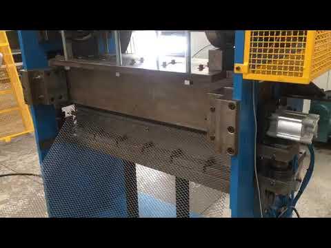 Máquina de expandir / expansora