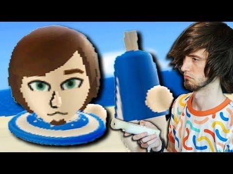 HACKING Wii Sports Resort! - PBG