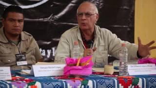 Observatorio de D.H. de los pueblos – Dr. Gilberto López y Rivas