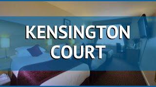 KENSINGTON COURT 3* Великобритания Лондон обзор – отель КЕНСИНГТОН КОРТ 3* Лондон видео обзор
