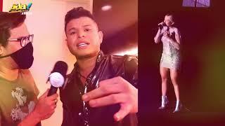 Tierry fala sobre namoro com Gabi Martins