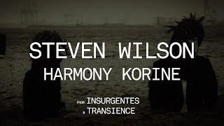 Steven Wilson - Harmony Korine (from Insurgentes)
