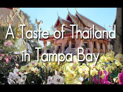 Download Tampa Thai Temple - Sunday Market Mp4 HD Video and MP3