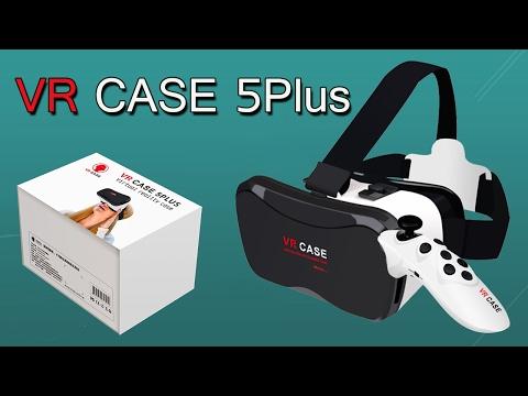 VR CASE 5 Plus - Достойные Очки Виртуальной Реальности с Aliexpress