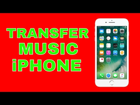 How to Transfer Music to iPhone, iPad from Computer