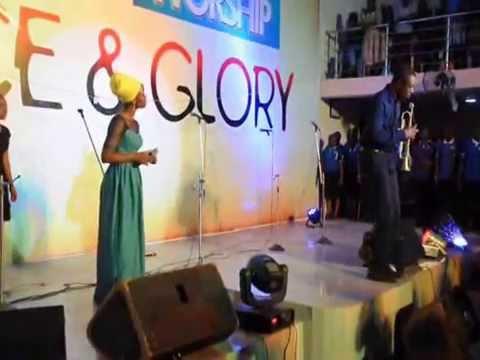 Real Worship 2014 Nath Bassey & Sola Allyson