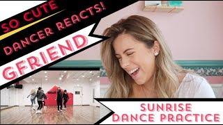 여자친구 GFRIEND - 해야 (Sunrise) Dance Practice - DANCER REACTS!!