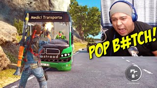 JUST CAUSE I WANNA F#%K SH#T UP!! [JUST CAUSE 3] [#02]