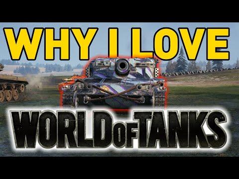 Why I Still LOVE World of Tanks!