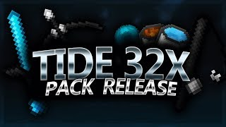 Tide 32x - Minecraft PvP Pack Release