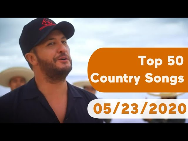 hot country music videos