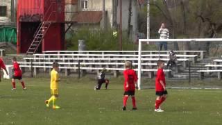 preview picture of video 'MKS Sławków - Orbita Bukowno 2005, 11 kolejka mecz liowy'