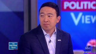 """Andrew Yang: Killing of Qassem Soleimani Was a """"Mistake"""" 
