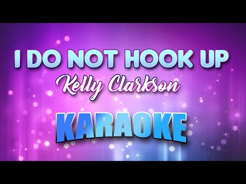 I do not hook up katy perry lyrics
