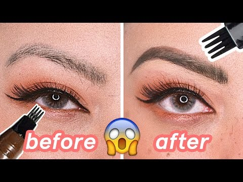 MICROBLADING EYEBROW MARKER PEN REVIEW ✨ RIRE