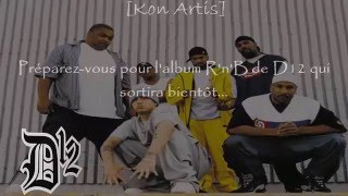D12 - Ain't Nuttin' But Music (Traduction française)