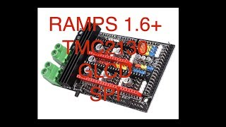 How to use Trinamic TMC2130 with RAMPS 1 4 in SPI mode
