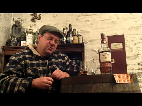 whisky review 492 - Glenlivet 21yo Archive Single Malt