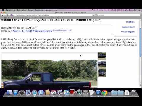 Craigslist Cars You Like Auto