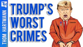 Donald Trump's Criminality Exceeds Every Past Impeachment (w/ Alan Grayson)