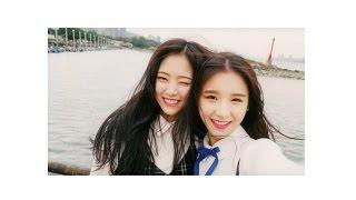 """이달의 소녀/희진, 현진 (LOOΠΔ/HeeJin, HyunJin) """"My Sunday"""" Official MV"""