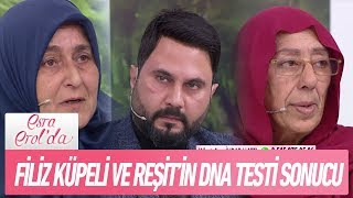 Filiz Küpeli Ve Reşit Arasında Yapılan DNA Testi Sonucu Açıklandı! - Esra Erol'da 18 Ocak 2018