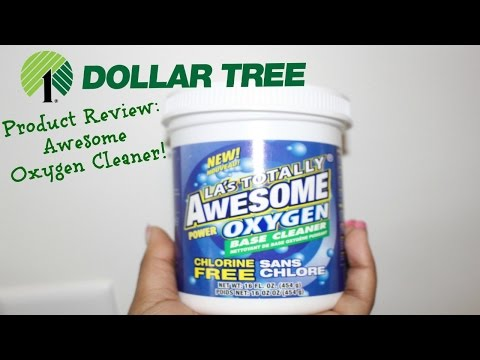 Dollar Tree Product Review: LA'S Totally Awesome Cleaner!