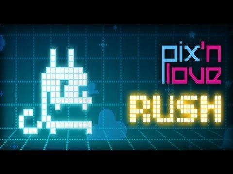 Pix'n Love Rush IOS