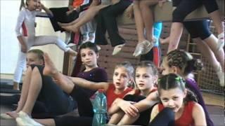 preview picture of video 'Sportovní gymnastika Jindřichův Hradec rok 2011'