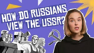 What does the Soviet Union mean to Russians?