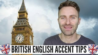 British English Accent Tips | Glottal T