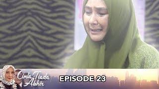 Cinta Tiada Akhir Episode 23 Part 3 - Ibu Aminah Sekarat