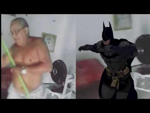 sEm seQUelAs e Batman no disputando um forrozinho.